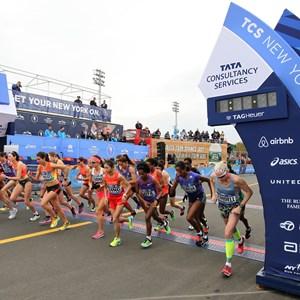 2015 TCS New York City Marathon (Courtesy NYRR)